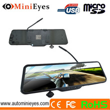 Android 4.0 WIFI Bluetooth GPS navigation waterproof wireless night vision special car rearview camera for toyota rav4