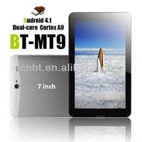 7inch dual core cdma gsm 3g tablet pc support video calling video calling