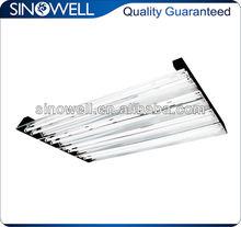 T5 light fixture/Fluorescent light fixture cover/Standard T5 high output fluorescent light fixture