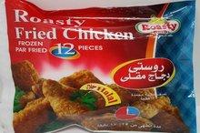 Roasty Fried chicken