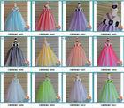 new fashion girls kids wear birthday 2 layers tutu dress set for kids frock design for girls