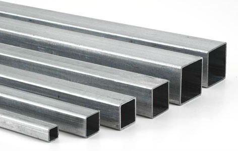 Galvanizado de tubo rectangular