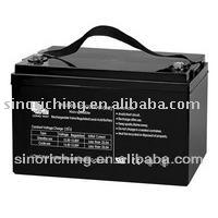 12V 100ah ups long life series battery