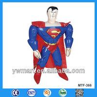 Newest inflatable superman, inflatable superman cartoon