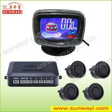 Bus and Truck Waterproof Parking Sensor,Car Reversing Aid,Ultrasonic Parking Control Distance Sensor