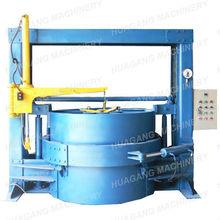 Frame type tire repair vulcanizer machine