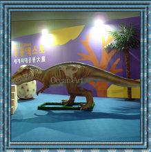 inflatable dinosaur playground