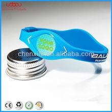 top silicone bangle gifts , energys bracelet for custom design