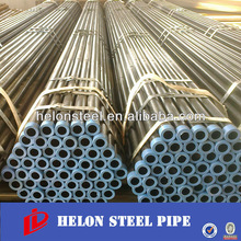 st37 carbon black round steel pipe/tubing