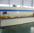 Hidráulico máquina de corte de ferro com ISO & CE certificados