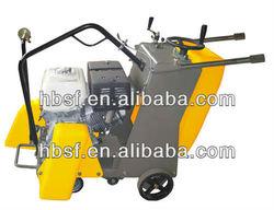 Reinforced 350mm diesel beton/asphalt cutter