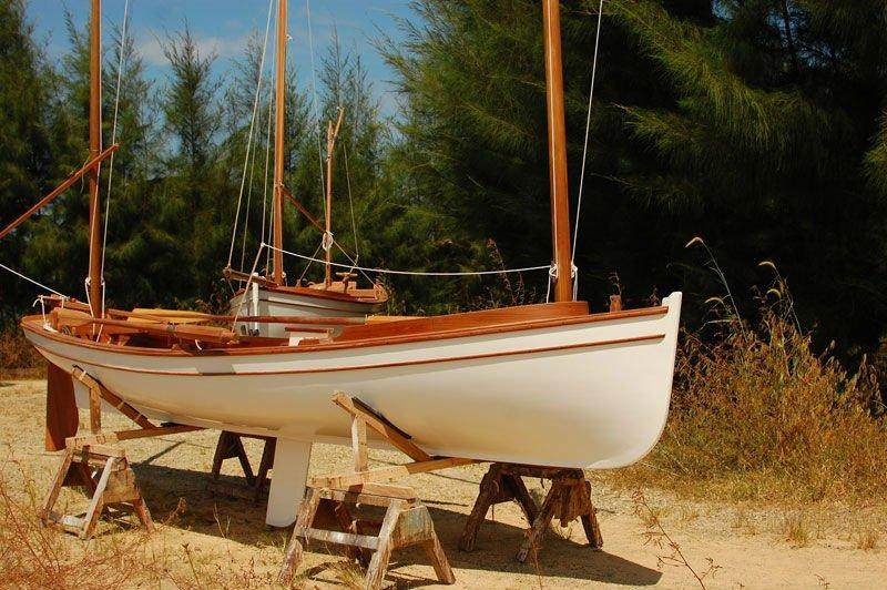 New Sailing Boat