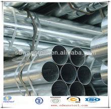 ASTM A53 GrA/B Sch40 Carbon Welded Galvanized steel Pipe