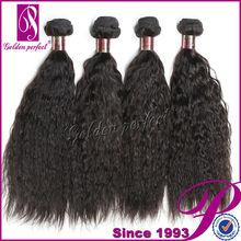 100% Virgin Double Drawn Weav Feather Hair Extension