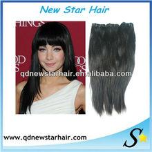 Unprocessed 100% Virgin Brazilian Human Hair Guaranteed Quality / 100 grams / 1 pack