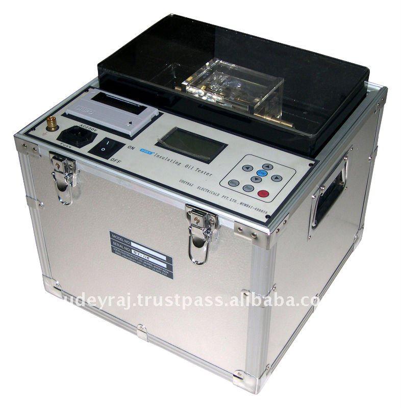 Transformer Oil Tester 100kv, View Transformer Oil Tester 100kv ...