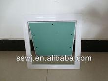 aluminum ceiling access panel plaster board/service port/aluminum hatch/roof hatch with gypsumboard