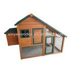 Wooden Chicken Coop LWCC-0111