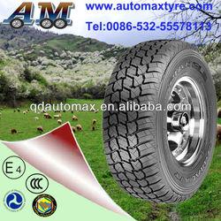 Maxxis similar pattern car tires