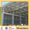 dome roof steel structure light steel frame structure