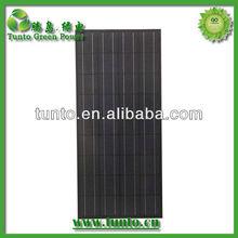 High efficiency monocrystalline solar panel 120 watt