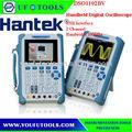 Hantek dso1102bv 100 25gsa/s mhz osciloscópio digital portátil/multímetro interface usb