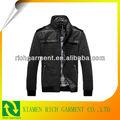 nueva chaqueta de moda para los hombres en invierno