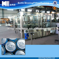 Perfect juice filling and canning machine / line / plant