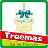 Hanging paper air freshener/toilet auto air freshener Y122