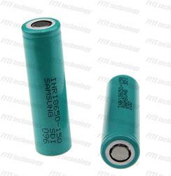 18650 dry battery 1500mAh 3.7v rechargeable li-ion battery PK dry battery