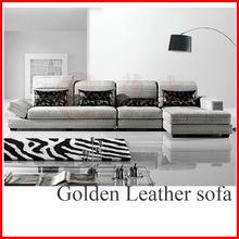 BEM865# golden furniture victorian sectional sofa