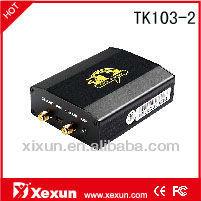 Tk103-2 Xexun gps tracker half cut engine vehicle
