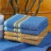 Fancy cotton terry towel