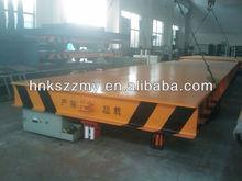 Professional manufacturer electric flat car for mining transportation