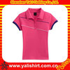 Designer customed two color polo shirts