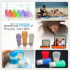 Best Design Shampoo Bottle /Carry-on Smart Silicone Travel Perfume Tube Liquid Container