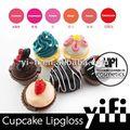 Mini gloss! Lovely cupcake lip gloss bâtom líquido