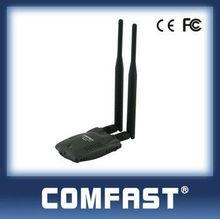 150Mbps 802.11N USB 2.0 Network LAN Card Adapter for Laptop&Desktop COMFAST CF-WU7201ND