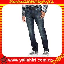 Good quality wholesale xxxl men demin jean man jeans