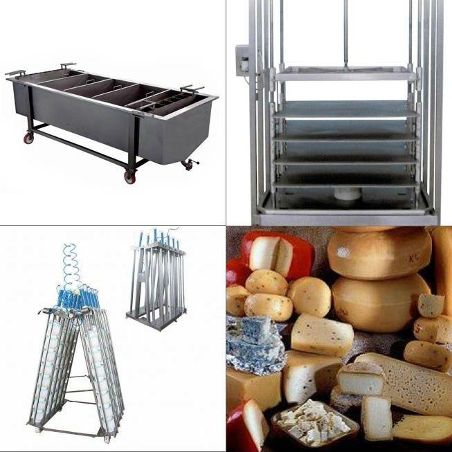 Gouda & Edam Cheese Production Line