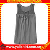 Super quality custom ladies ribbed tank tops