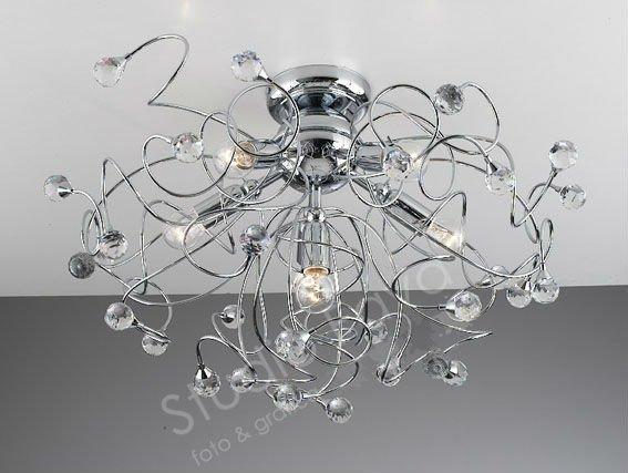 Bicromato di potassio cristallo moderni delle luci di for Conforama lampadari