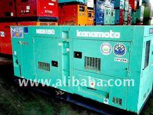 Nippon Sharyo NES150 SHE Generator Set ( NEW/ USED)