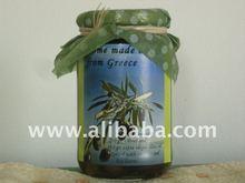 home made greek olives