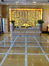 Yellow marble floor tiles,decorative stone column,honey onyx marble slab