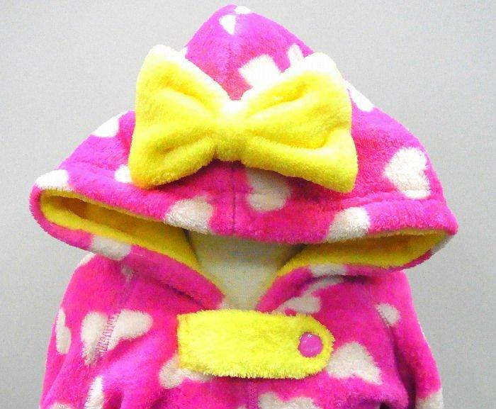 Bebé de lana pijamas del nombre del corazón de la marca bebé ropa ...
