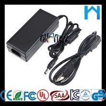9v power supply constant current UL SAA US AU europe plug dc jack 2.1mm or 2.5mm
