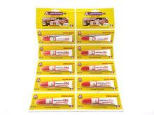 3g aluminium tube blister card super glue CA glue