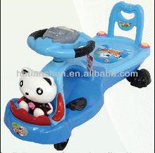Panda baby toy plasma car with CCC/ISO/EN71