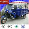 2013 Hot New Big Power Popular Cargo 3 Wheel 200CC Trike Scooter